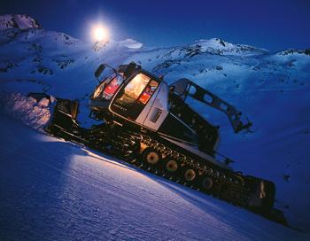 Масла и греси за лифтове и снегоподдържащи машини