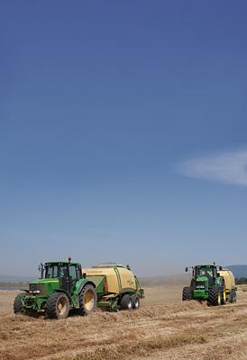 Масла и греси за земеделието